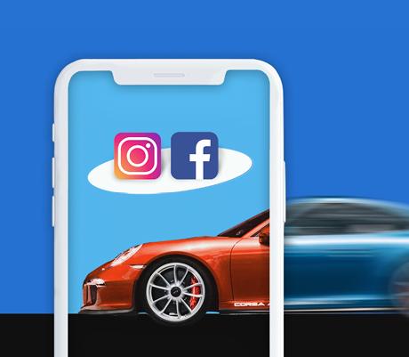Benish GPS становится ближе: теперь мы в Facebook и Instagram