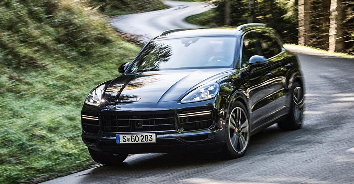 Авторизованная защита Porsche Cayenne