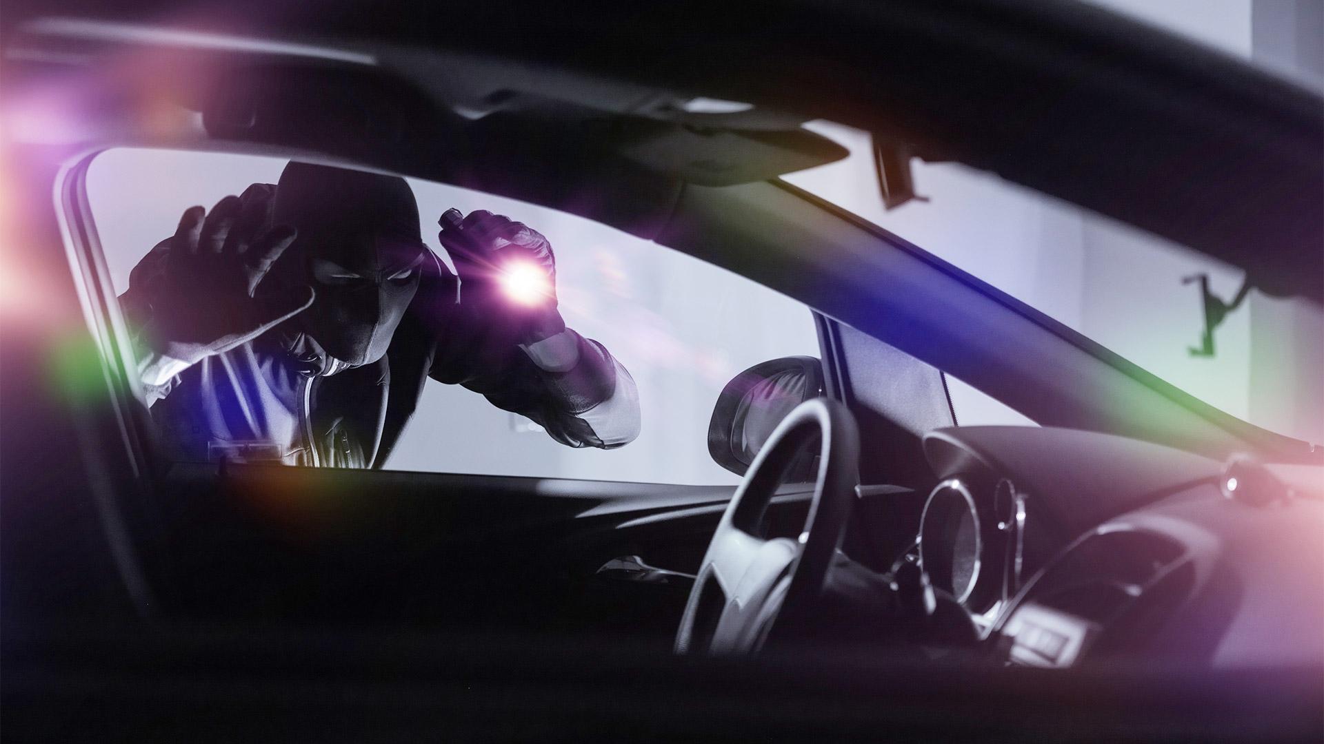 Какие автомобили в зоне повышенного риска угона?