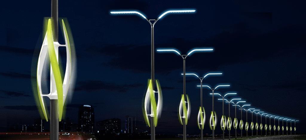 «СМАРТ» освещение городов