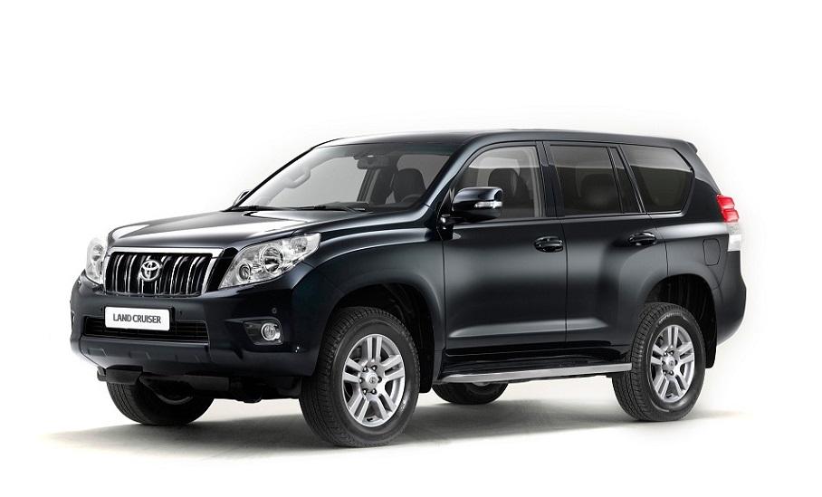 Компания Benish GPS предотвратила очередной угон Toyota Land Cruiser