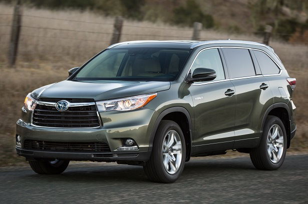Автомобиль Toyota Highlander сохранен от угона благодаря Benish GPS