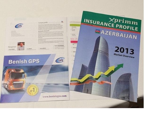 Компанія Benish GPS взяла участь у П'ятому Міжнародному Страховому Форумі у Азербайджані