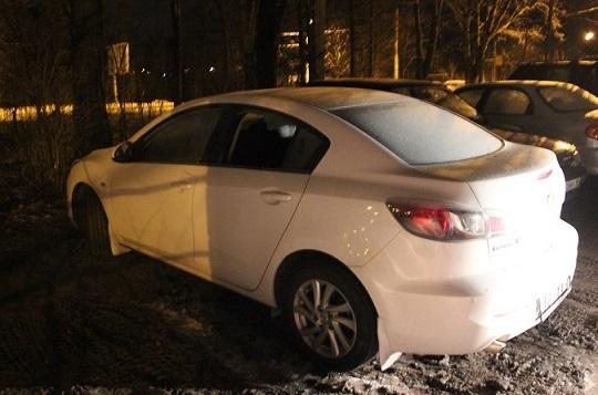 Компанія Benish GPS зберегла корпоративний автомобіль «Монделіс Україна»