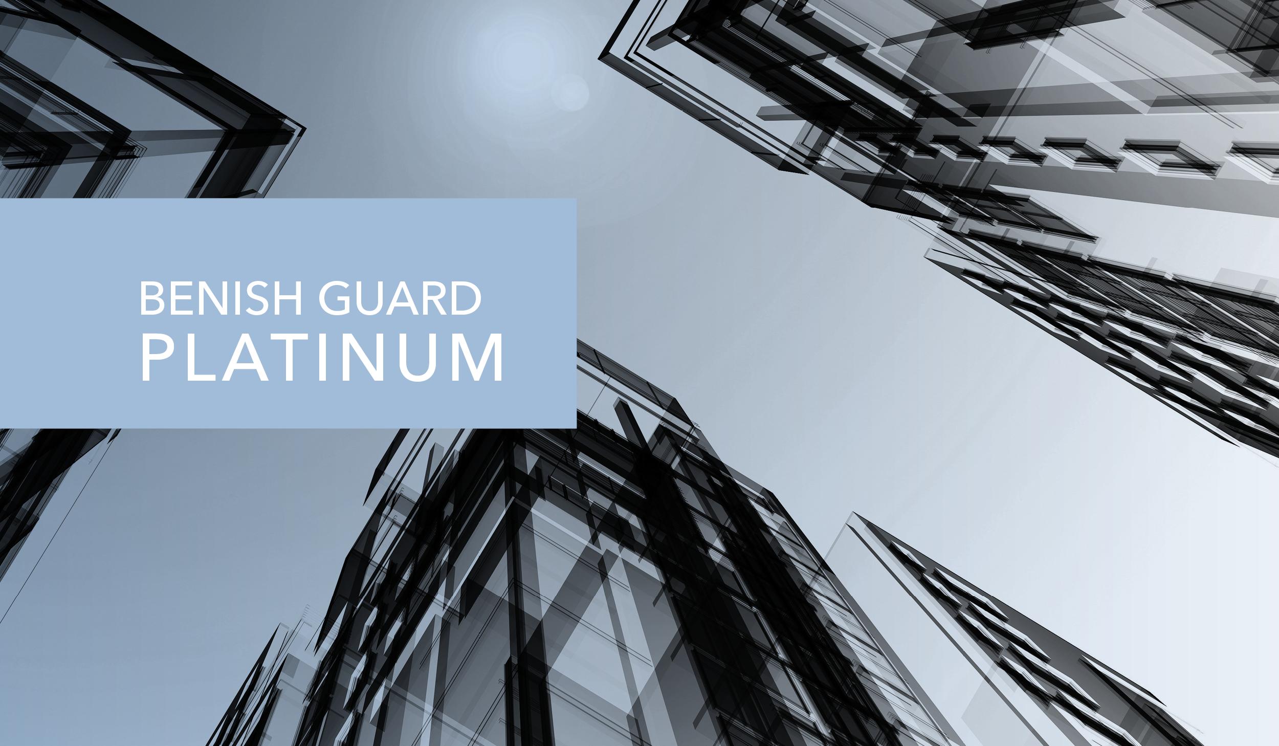 Benish Guard PLATINUM – оптимальна система захисту автомобіля