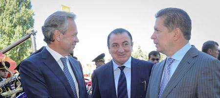 """Відкриття міжнародної агропромислової виставки """"АГРО 2012"""""""