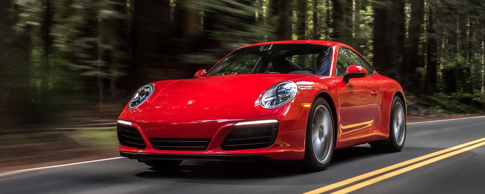Все, що потрібно знати про систему Porsche Car Connect