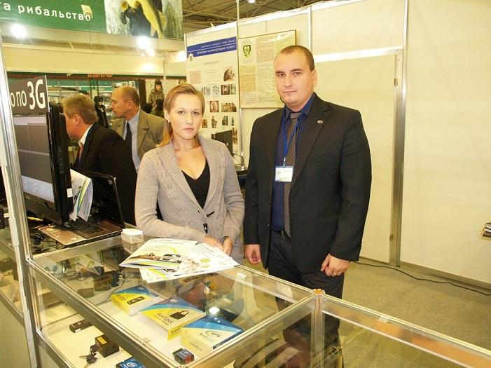 Компанія Benish GPS взяла участь у виставці «Зброя та безпека – 2013»