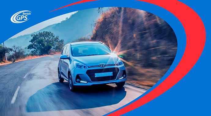 Benish - Даруємо власникам нових Hyundai супутникову систему охорони Benish GUARD Premium