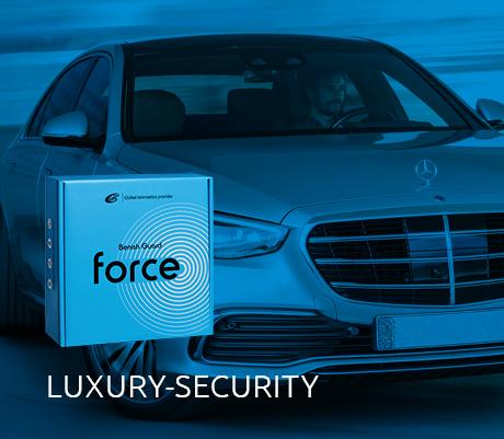 Знайдено SECURITY РІШЕННЯ для нового автомобиля Mercedes S-Class W223