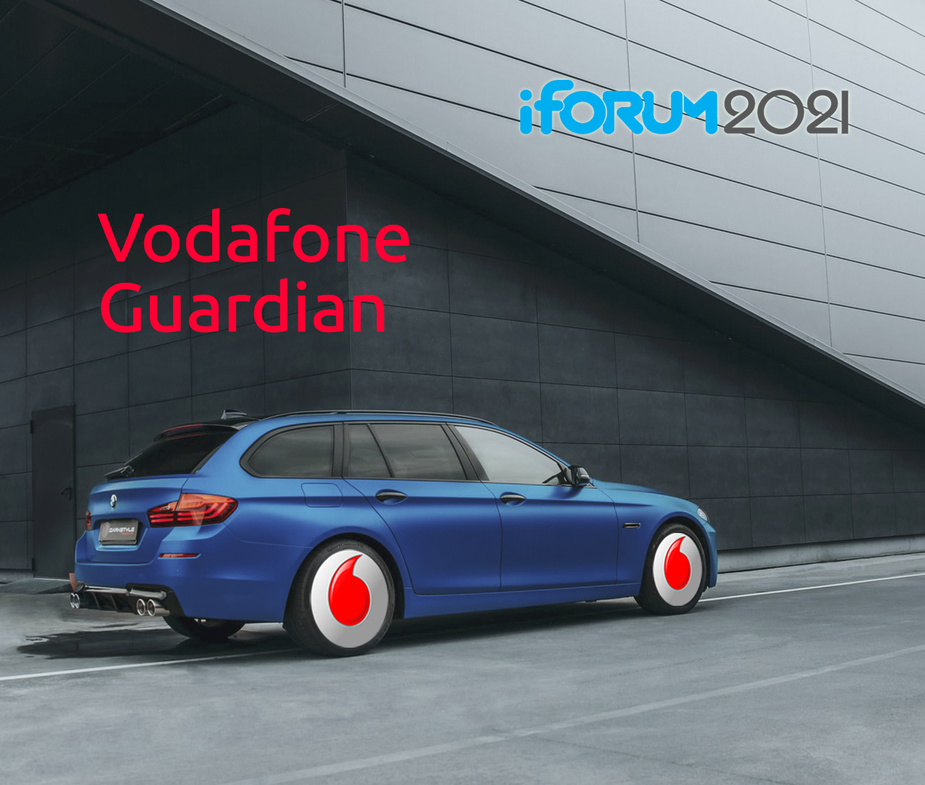 Vodafone Guardian буде представлено на iForum 2021